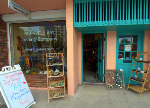 pineapple bay trading co sarasota yoga