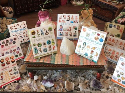 crystal cave sarasota yoga shop
