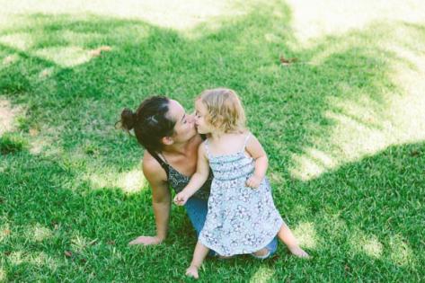 poofy organics family use raw beauty motherhood